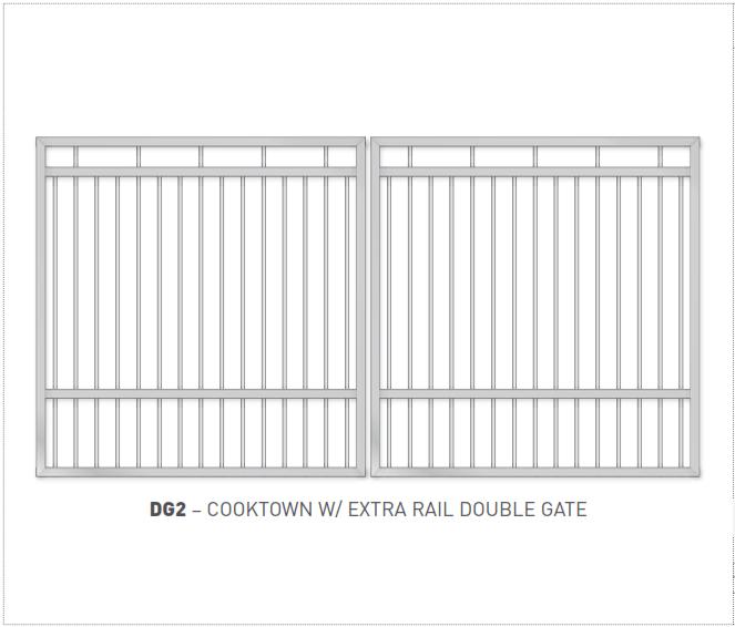Swing Gate Styles 002
