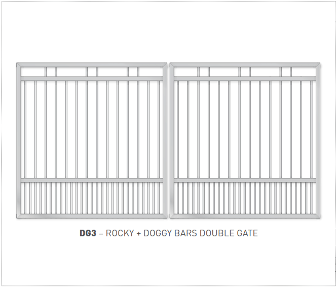 Swing Gate Styles 003