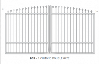 Swing Gate Styles 005