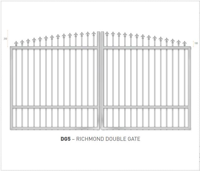 Swing Gate Styles 005
