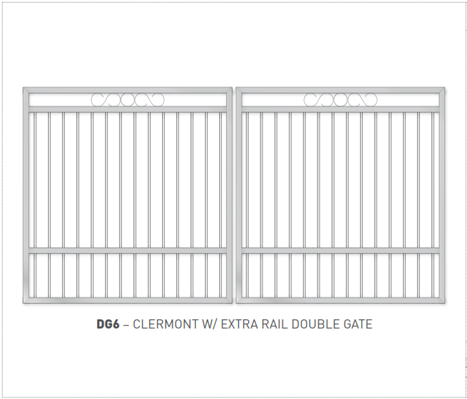 Swing Gate Styles 006