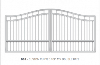 Swing Gate Styles 008