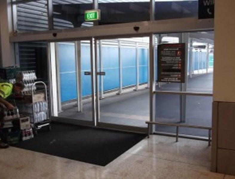 Automatic Door Sydney International Airport