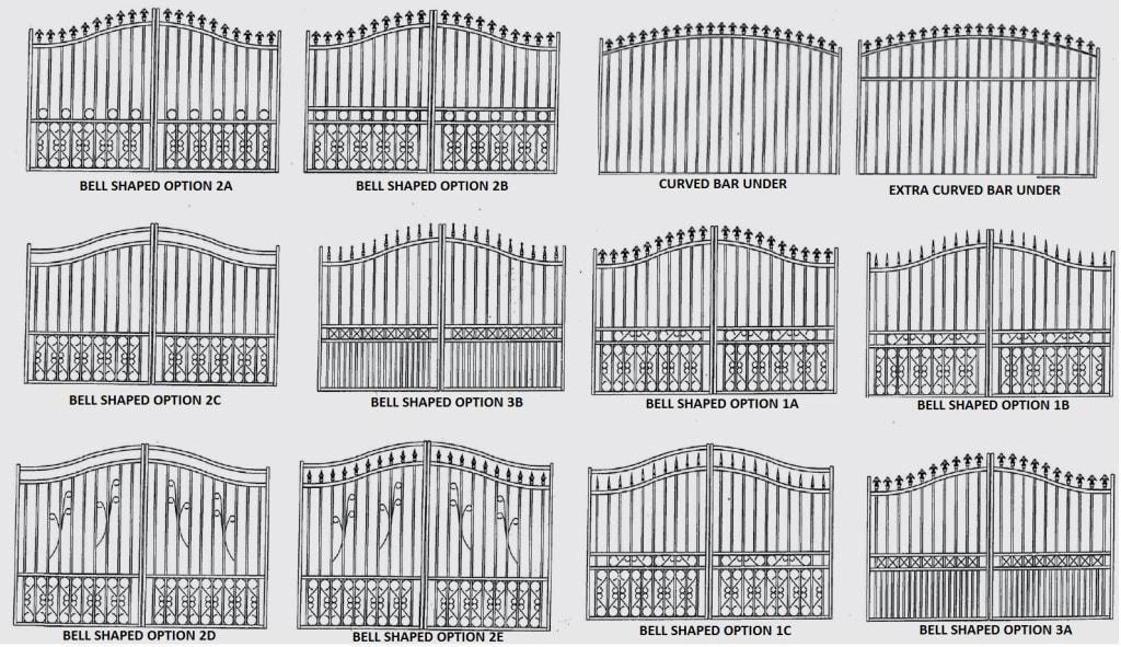 Residential Automatic Gates Talbot Auto Doors