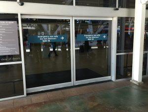 Automatic Sliding Door – Gymea Cancer Clinic