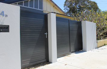 Commercial Automatic Sliding Doors Image