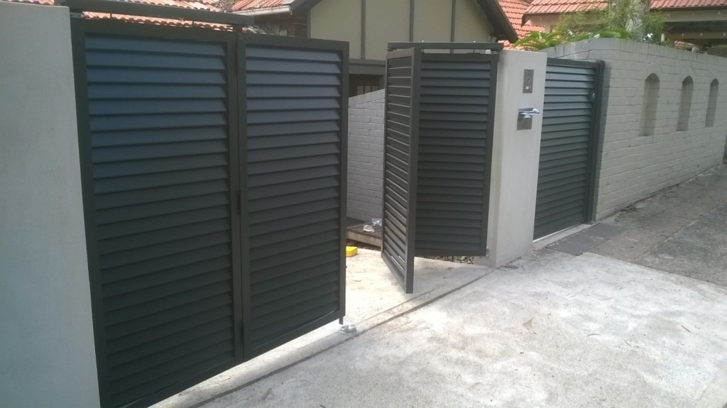 Trackless Bi Fold Swing Gates Talbot Auto Doors