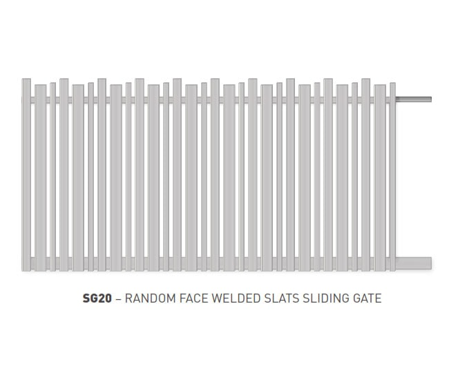 Sliding Gates Domestic 01