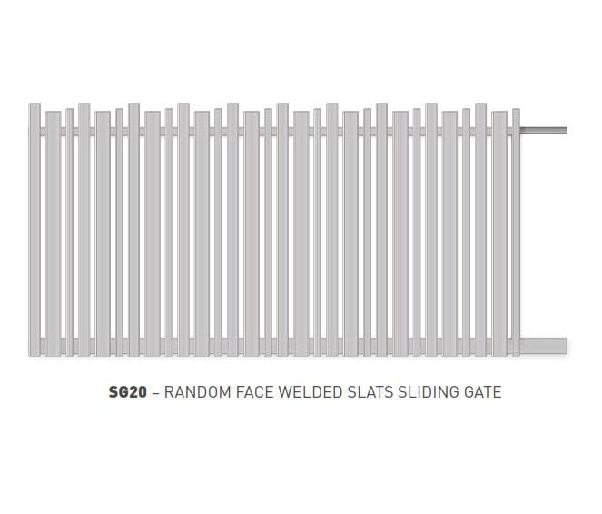 Sliding Gates Domestic 01
