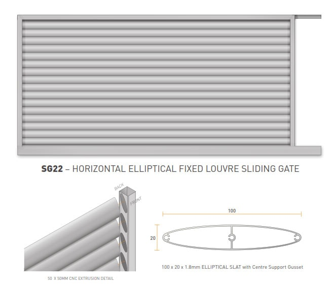 Sliding Gates Domestic 02