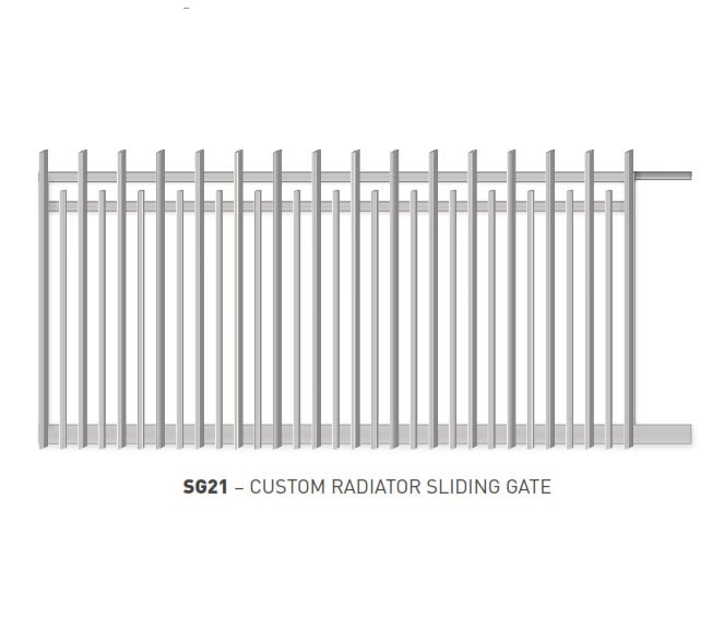Sliding Gates Domestic 04