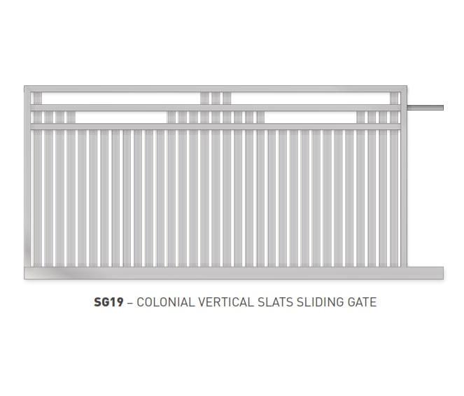 Sliding Gates Domestic 06