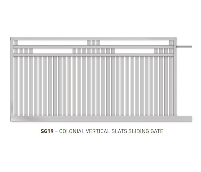 Sliding Gates Domestic 06