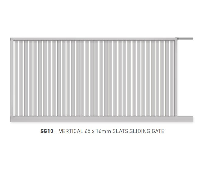 Sliding Gates Domestic 19