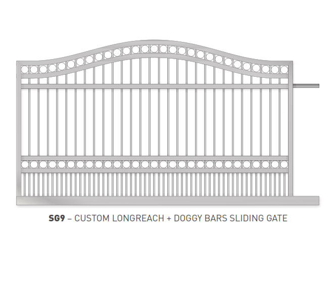 Sliding Gates Domestic 20