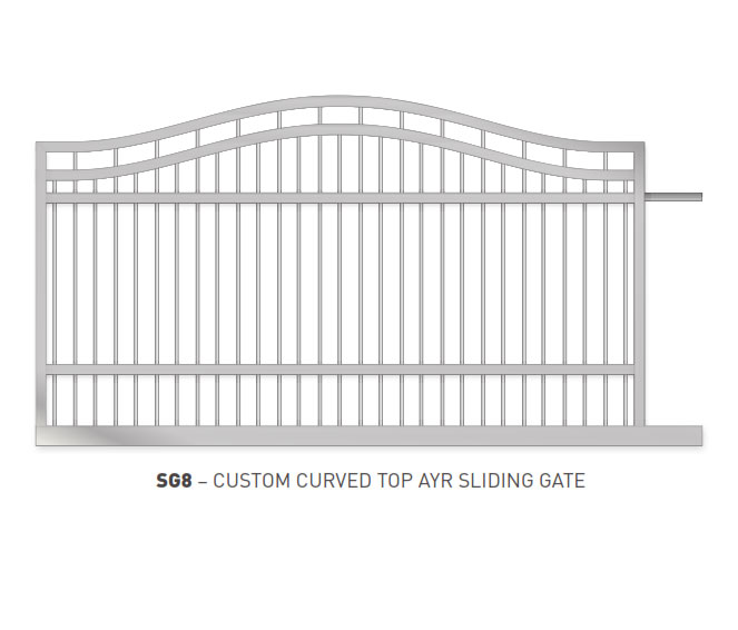 Sliding Gates Domestic 21
