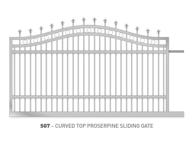 Sliding Gates Domestic 22