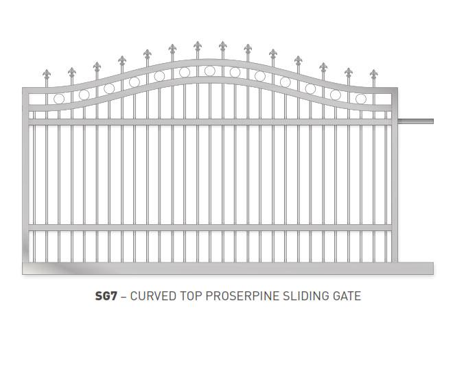 Sliding Gates Domestic 22