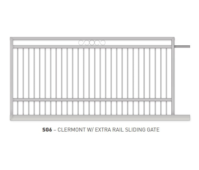 Sliding Gates Domestic 23