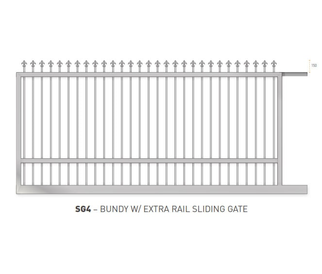 Sliding Gates Domestic 25