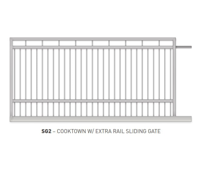 Sliding Gates Domestic 27