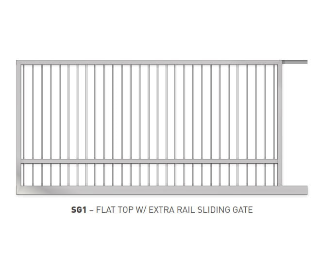 Sliding Gates Domestic 28