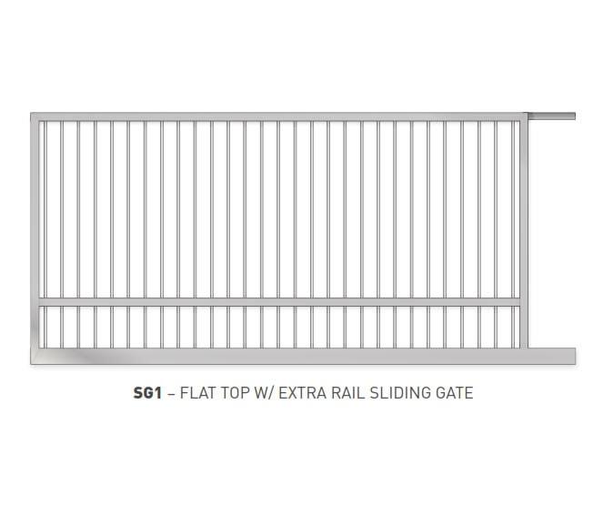 Sliding Gates Domestic 28