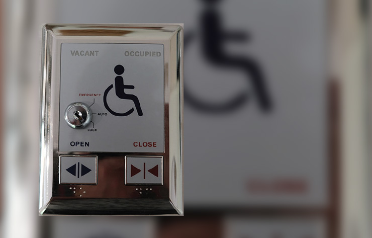 Disabled Swing And Sliding Doors